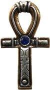 Ankhparaprosperidadsaludylargavida-amuleto collar-joyasdeAtum-Ra-antiguoEgipto Collection-juegopendientesdisponibles
