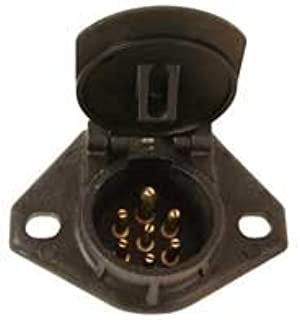 Imperial 73037 Sta-dry 7 Pin Socket, 16-726