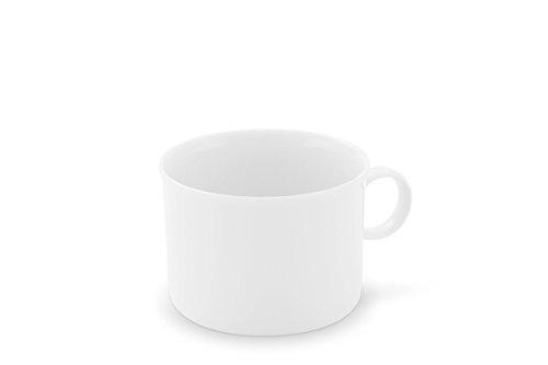 Friesland Porzellan Kaffeetasse 0,19l Jeverland Weiß