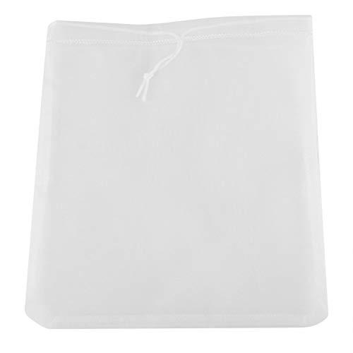 Bolso reutilizable de la leche de la nuez, colador de nylon del paño de malla para la cocina