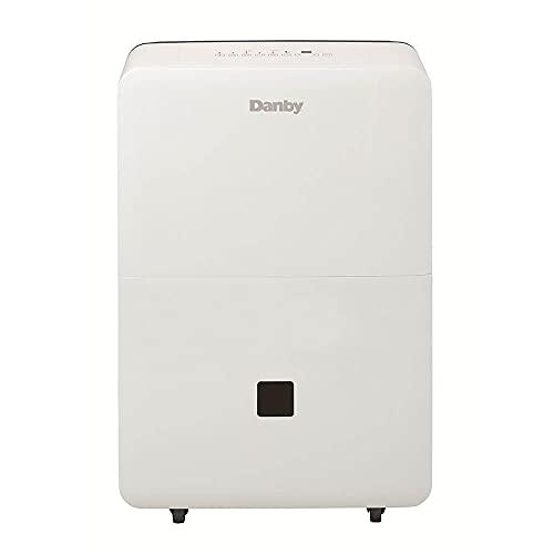 Danby RBDDR050BJPW / DDR050BJPWDB-RF / DDR050BJPWDB-RF 50 Pint DoE Dehumidifier with Pump Recertified