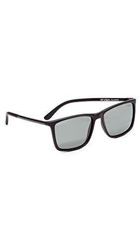 Le Specs Tweedledum Sonnenbrille schwarz Einheitsgröße