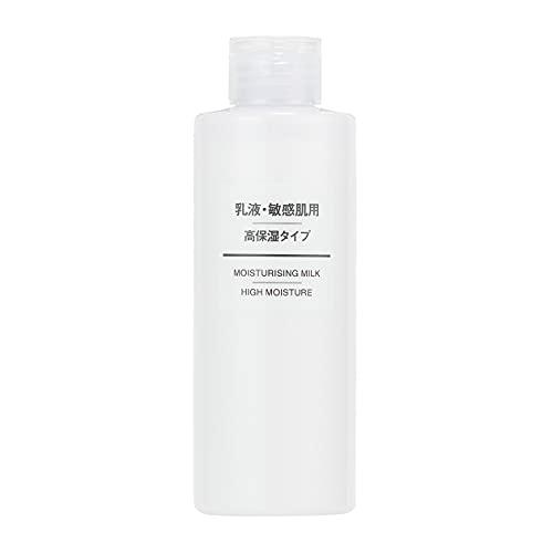 無印良品乳液敏感肌用高保湿タイプ200mL44293966クリーム