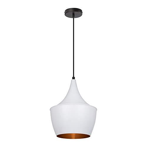 LEDKIA LIGHTING Lámpara Colgante Mercury Blanco