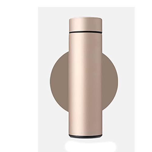 Yfanhan termos mugg med temperatur display high-end intelligent termos rån temperaturmätning mugg företag akut mobil power rånar hem,Gold
