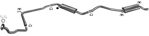 ETS-EXHAUST 5629 Auspuff Auspuffanlage (für TRANSPORTER T4 1.9 D 2.0 2.4 D BUS 60/84/78hp 1990-1995)