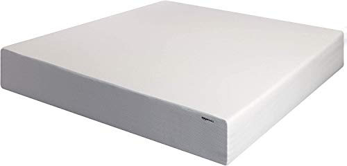 Amazon Basics 12-Inch Memory Foam Mattress - Soft Plush Feel, California King