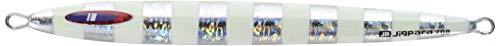 メジャークラフト メタルジグ ジグパラバーチカルロングスロー JPVLS-300#07 ZEBRA GLOW 300g