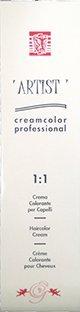 Coloration Professionnelle Pour Cheveux Café New Color avec Ammoniaque 4/07 Permanente 100ml Made in Italy