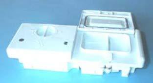 ANCASTOR Dosificador de 1 Bobina de lavavajillas Ariston, Indesit, Smeg, Aeg, Electrolux, D3320, D4000, D4300, DG6100 FER15AG024