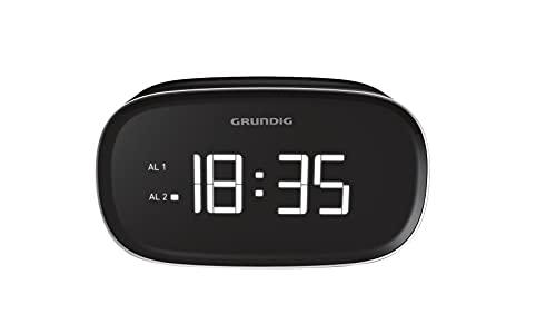 Grundig Sonoclock 3500 BT - Sveglia DAB+, funzione USB, Bluetooth, sintonizzatore FM,...