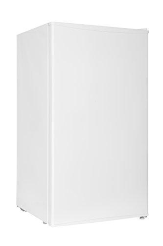 Midea WHS-121LW1 Refrigerator, 3.3 Cubic Feet, White