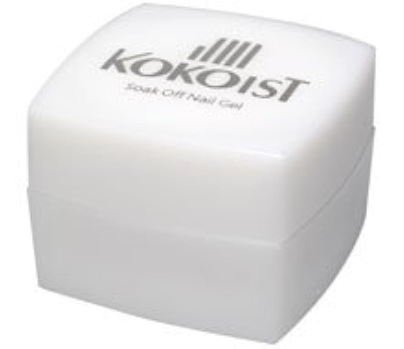 実現可能契約する定義するKOKOIST(ココイスト) ソークオフ クリアジェル プラチナボンドII 4g