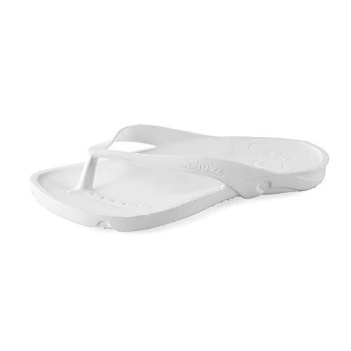 Schu'zz Sandalias de dedo para hombre, color blanco, color Blanco, talla 42 EU
