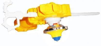 Kaybox Bay Blade Metal Fighter Fury with Fight Ring and Handle Launcher- Multi Color