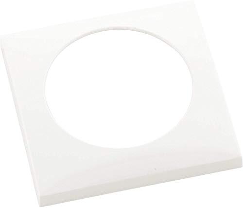 Berker Integro Flow Rahmen 1-fach weiß glänzend lose