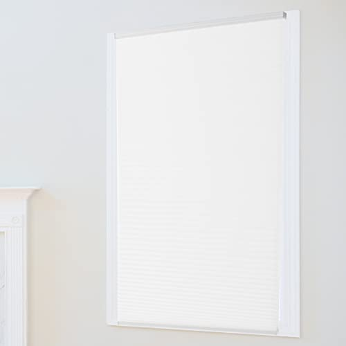 "Bali Blinds Cordless Light Filtering Cellular Shade, 34"" x 64"", White"