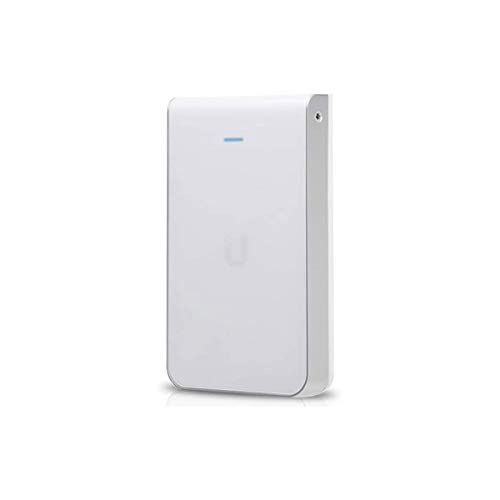 Ubiquiti Networks UniFi in-Wall Wi-Fi Access Point 802.11AC Wave 2 (UAP-IW-HD-US), White
