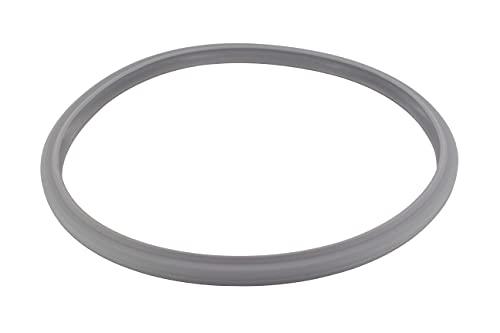 DL-pro Junta para tapa compatible con WMF 60.6855.9990 60.6855.9997, anillo de junta de goma para olla a presión Perfect 22 cm Ø 3,0L 4,5L 6,5L 8,5L