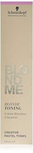 Schwarzkopf Professional BlondMe Toner Erdbeer, 1er Pack (1 x 60 ml)