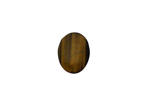 Langani Damen-Ohrclips Naturstein galvanisiertes Metall 3,0 cm 11021 18