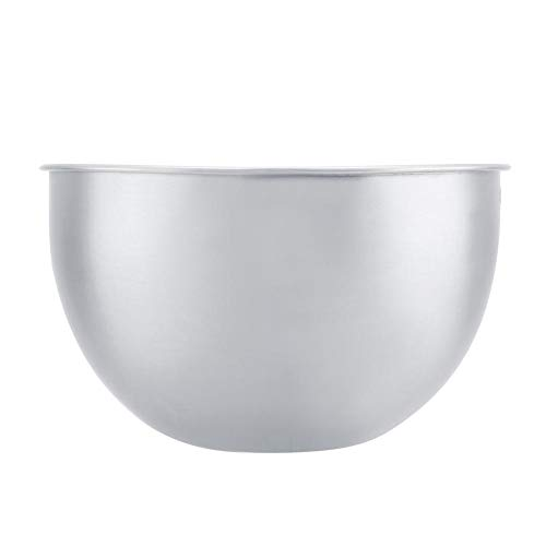 Stainless Steel Bowl Stainless Steel Ingredients Flour Mixing Bowl Salad Mixer Soup Food Container Kitchen Tool