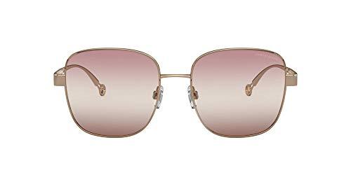 Armani Gafas de sol Giorgio AR6106 3011K7 Gafas de sol mujer color Bronce/Cobre rosa tamaño de lente 55 mm