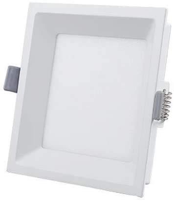 COB 12w / 16w / 22w Panel de luz empotrada Reflector empotrado cuadrado Moderno blanco Ranura ultrafina Cuadrado empotrado LED empotrado Luz empotrada Iluminación de techo Iluminación Luces de te