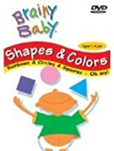 Brainy Baby Shapes & Colors Classic