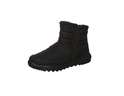 BEARPAW Puffy Boot Black
