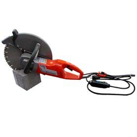 Husqvarna K4000 Wet - Elektro Motorflex mit 2700 Watt - Trennschneider