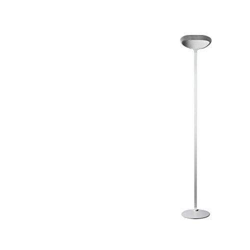 Cini & Nils Sestessa Terra LED Lampadaire Blanc mat 2800 K 3900lm cri > 80 avec variateur