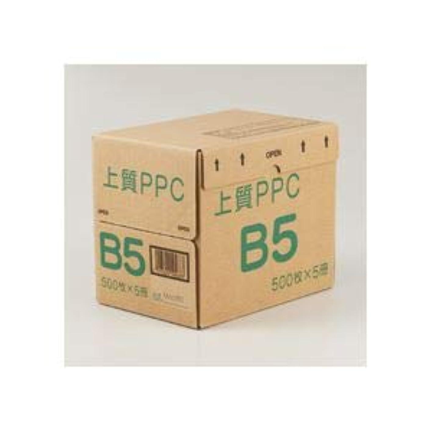 ライム金銭的なスナップ日用品 OA?プリンタ用紙 (まとめ買い) 上質PPC用紙 NY B51箱 (2500枚:500枚×5冊) 【×3セット】