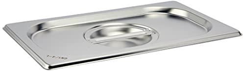 Saro Budget Line - Tapa gastronómica con orificio para cuchara (1/4')