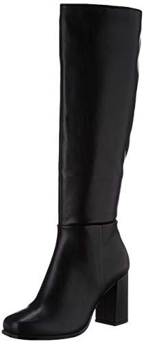 VERO MODA Damen VMRONJA Boots, Black, 40 EU