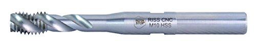 Rotastop Maschinengewindebohrer M8 DIN 371 Form C (Schaft-Ø 10mm)