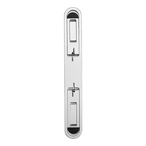 Zayaa Soporte Ajustable para computadora portátil Disipación de Calor de Aluminio Soporte para Tableta de Ajuste Libre de Tres ángulos para computadora