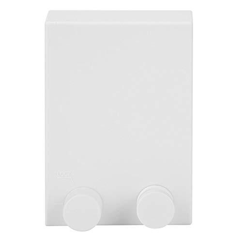 Shipenophy Tendedero de Estructura Interna de Acero Inoxidable para Interior Ourdoor(9021W White Square Clothesline)