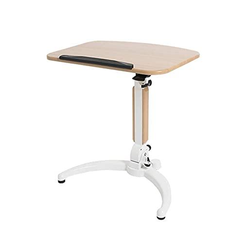 FGDSA Standing Desk, Folding Computer Desk Home Office Laptop Desktop Table with Desktop Bedside Table