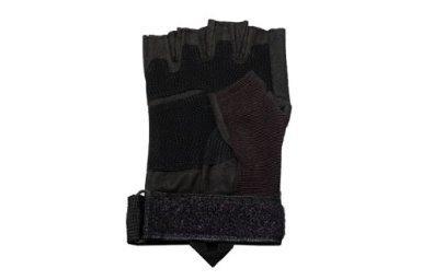 BLACKHAWKハーフフィンガータクティカルグローブS.O.L.A.Gタイプレプリカ黒(L)