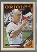 cal ripken sr baseball card