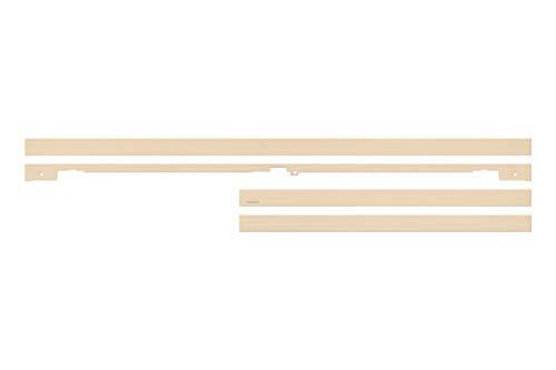 Samsung VG-SCFN65LP/XC The Frame Bilderrahmen, 163 cm (65 Zoll), beige