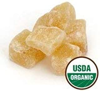 Organic Crystallized Ginger Chunks