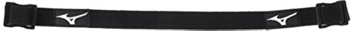 Mizuno Batter's Helmet Replacement Strap (Black) puwzqlkvvn81