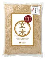 オーサワジャパン 特別栽培玄米(北海道産) 5kg×4個