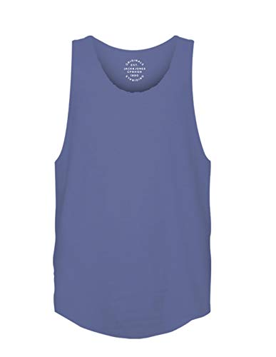 Jack & Jones 12116825 - Camiseta de tirantes para hombre, color azul, S