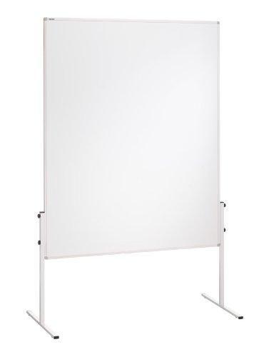 Franken CC-UMTK Moderationstafel X-tra Line, 120 x 150 cm, Karton weiß