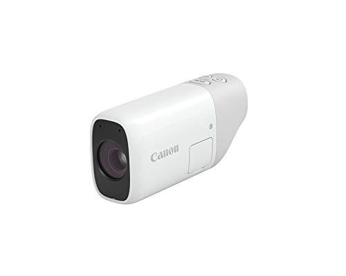 Canon PowerShot Zoom, Compact Telephoto Monocular, White (4838C001)