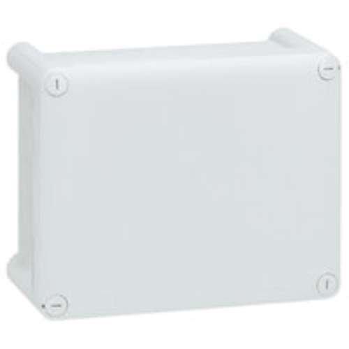 Legrand PlexoTM 035966 Boîte de dérivation rectangulaire Plexo 220 x 170 x 92 mm S/Ent