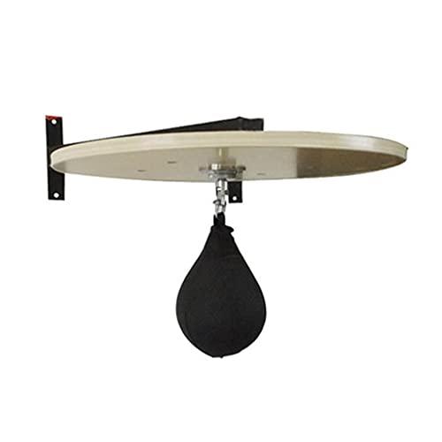 Boxeo de la velocidad de la velocidad de la velocidad de la bola para el hogar de la bola de la bola de la pera de la pera que cuelga el estante de la PU de la PU de la velocidad de la velocidad del c